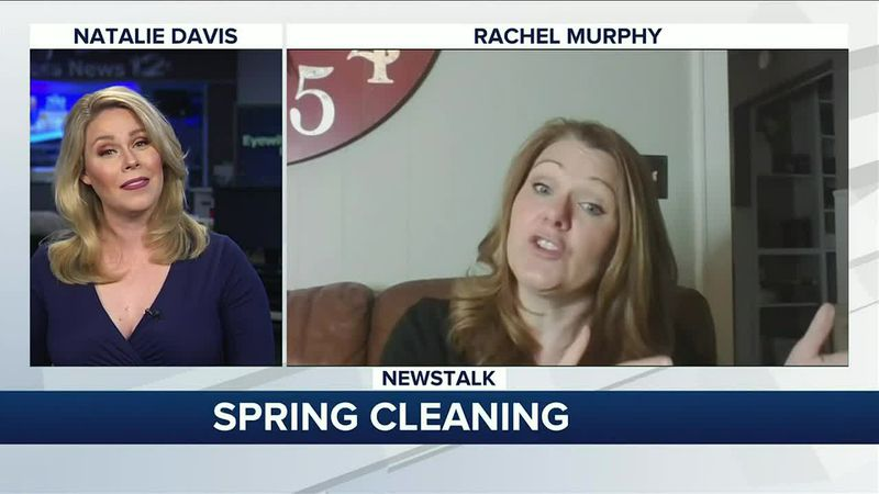 Newstalk: Spring cleaning