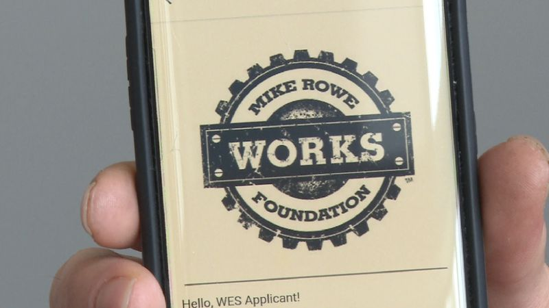 Mike Rowe Works Foundation Work Ethic Scholarship