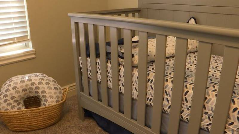Wichita area woman soon expected to give birth discusses experience being hospitalized with...