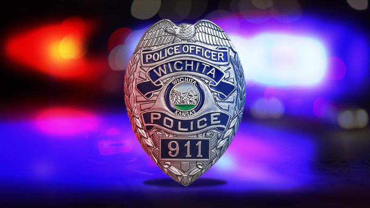 Wichita Police Department badge