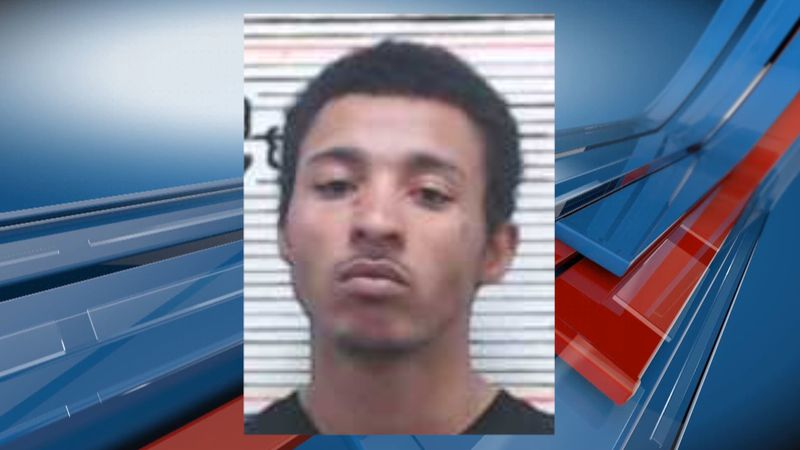 Trevonn Hall, 21, of Hays, was arrested Tuesday night in Hiawatha after eluding authorities...