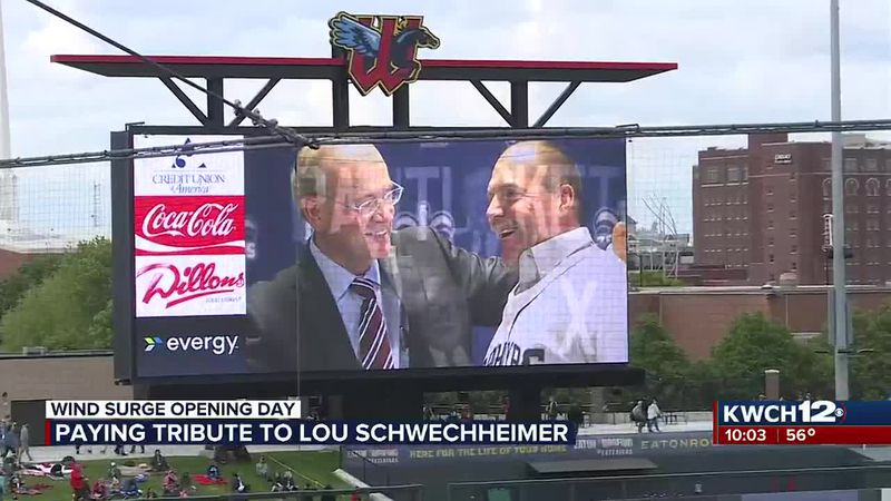 Tribute to Lou Schwechheimer