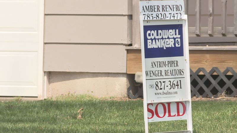 There are limited options for home buyers in Salina.