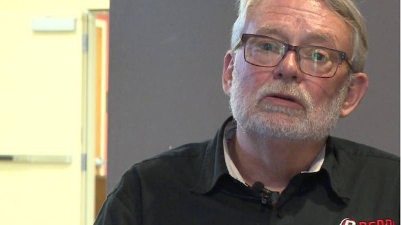 David Welch is among the clinical trial participant for a new drug aimed at helping people...