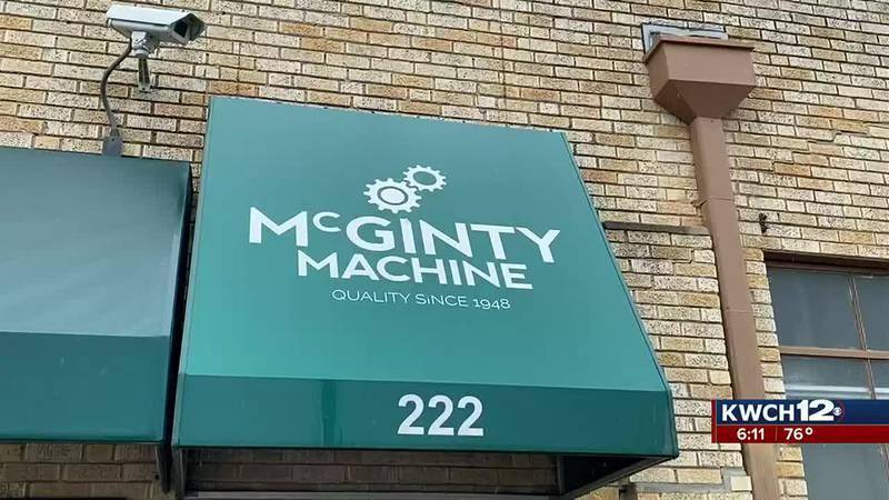 McGinty Machine