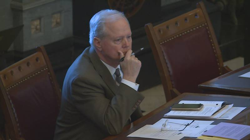 The Kansas Republican caucus voted 22-4 Friday evening to oust Senator Gene Suellentrop as...