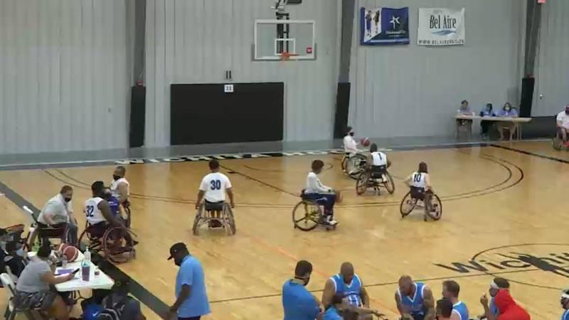 2021 NWBA Toyota Adult and Junior Wheelchair Basketball National Championships kick off at...
