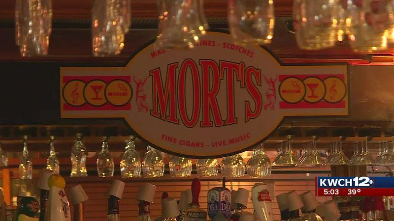 Mort's in Wichita