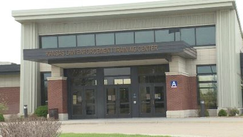 The Kansas Law Enforcement Training Center in Hutchinson trains about 380 students every year...