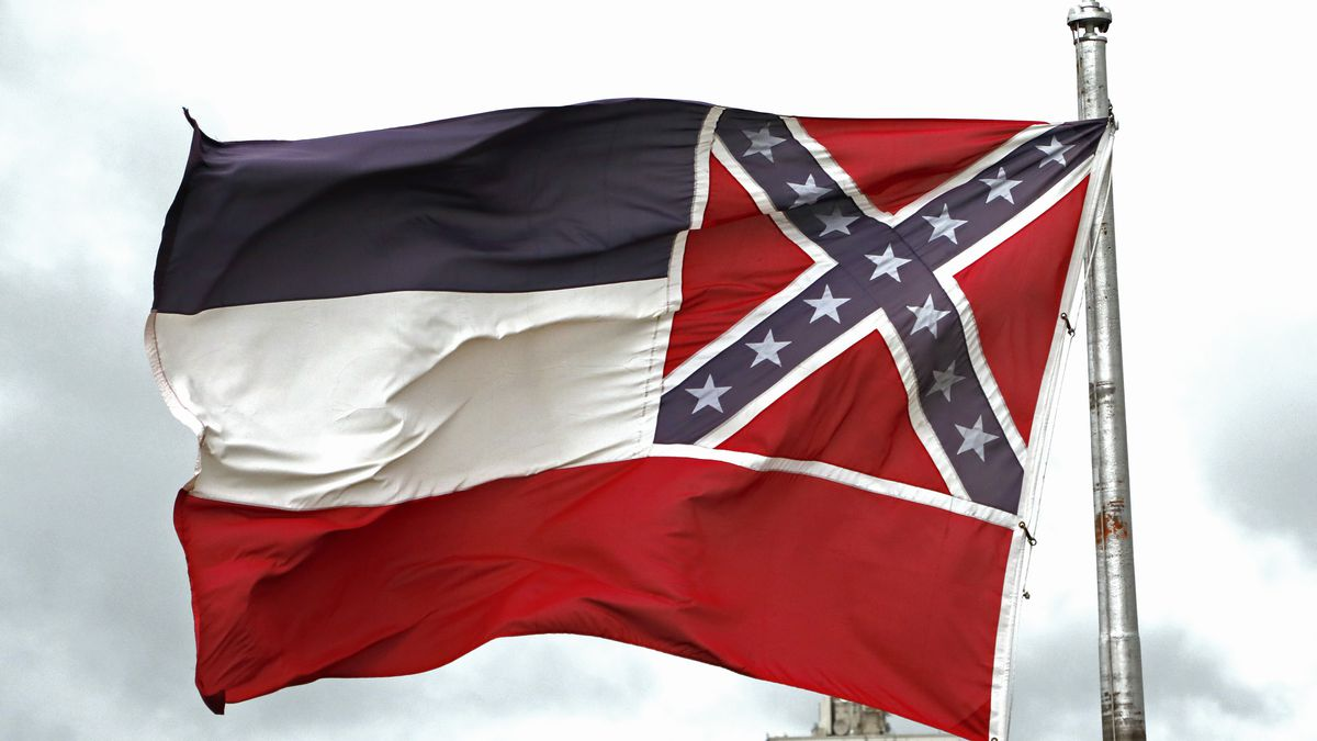 Mississippi's Republican Governor Signs Law Removing Confederate Symbol from State Flag