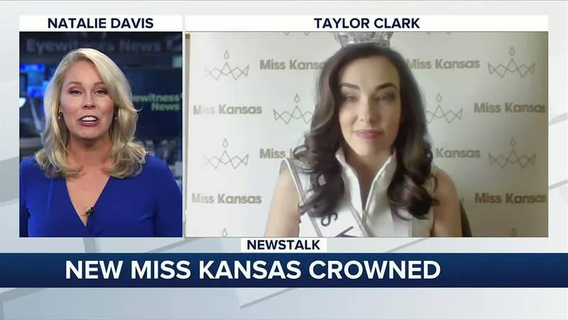 Newstalk: Miss Kansas 2021