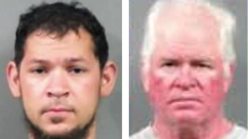 The Wichita Police Department arrested Kenneth Battle and Ed Harrington within the past month....