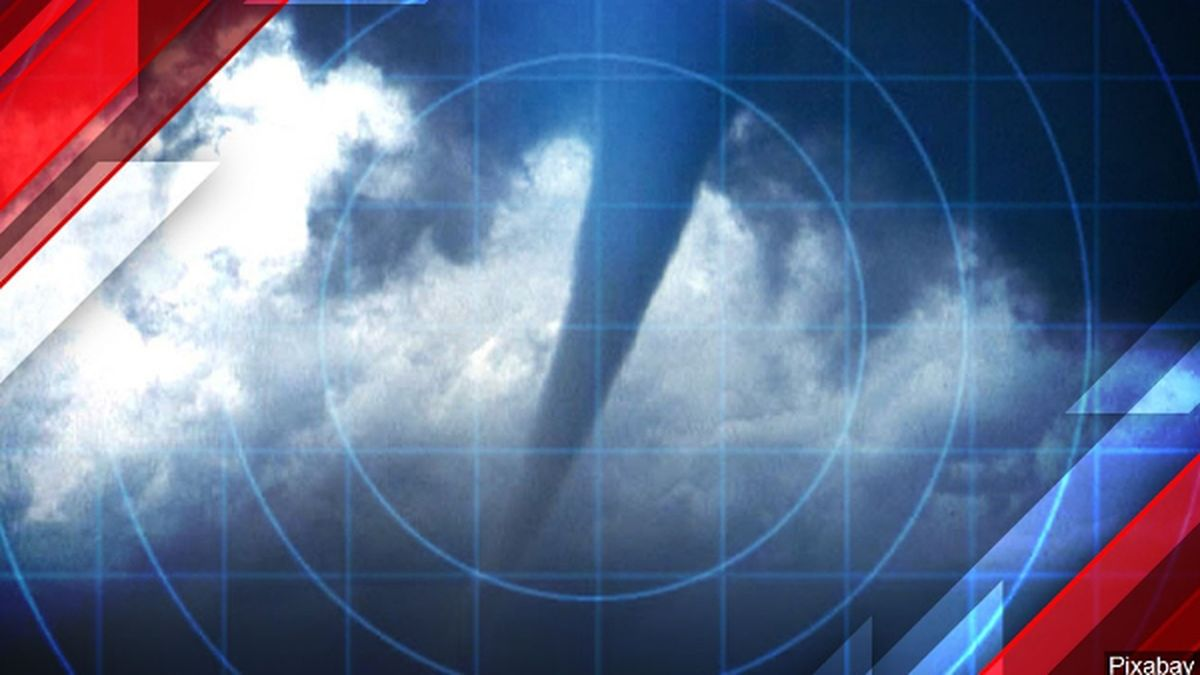 A tornado ripped through downtown Nashville early Tuesday morning.  At least six people have died.