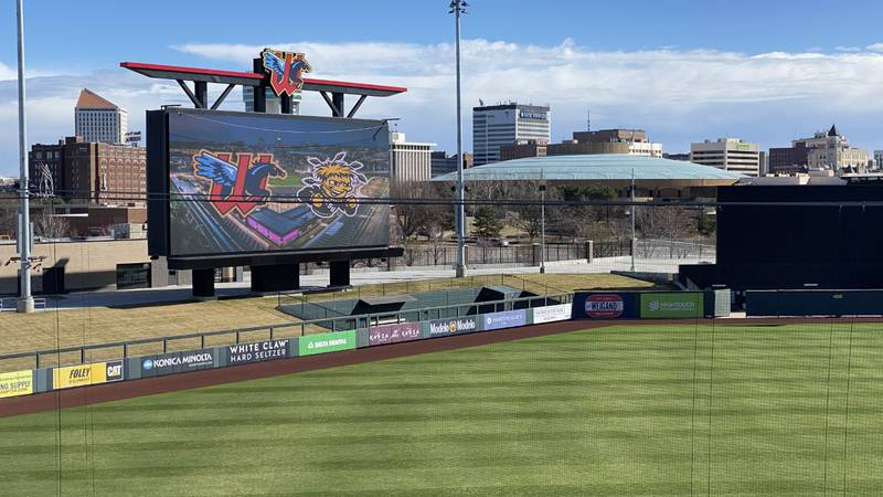 Wichita State University will take on Houston in the first baseball game at the new Riverfront...