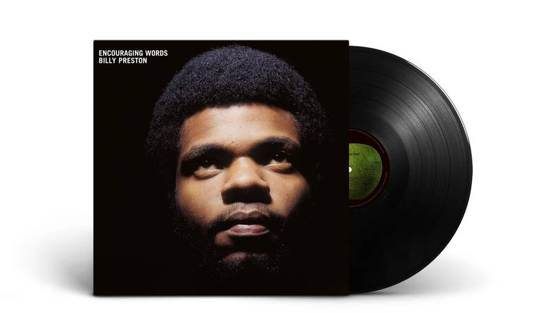 'Encouraging Words' exemplifies the wide-ranging talent that Billy Preston was revered for by...