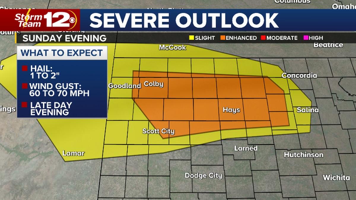 Enhanced Risk - Severe Storms