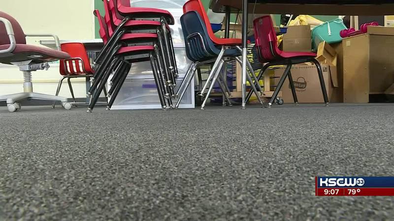 Winfield classroom