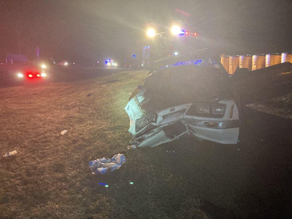 Barton County crash