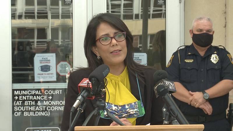 Mayor Michelle De La Isla
