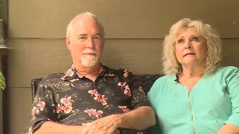 John and Pattie Speer reflect on Sept. 11, 2001, day they had planned to have been at World...