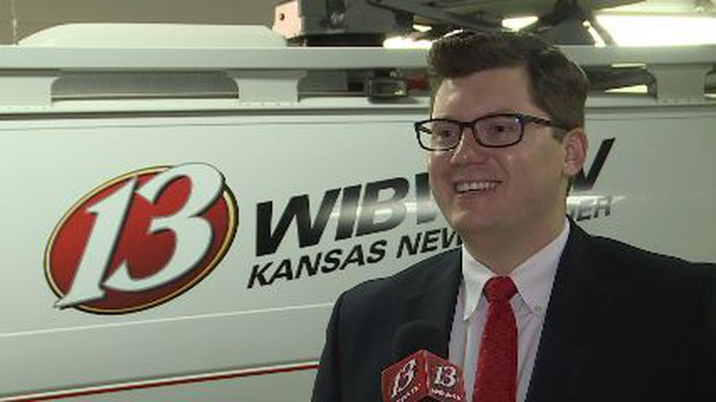 Newly elected Congressman Jake LaTurner, R-Kan., says he is getting his team in place as he...