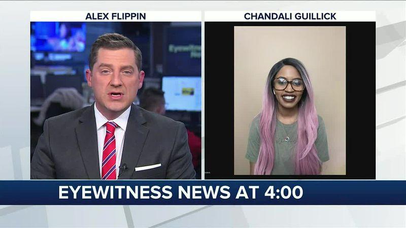 Alex Flippin and Chandali Guillick