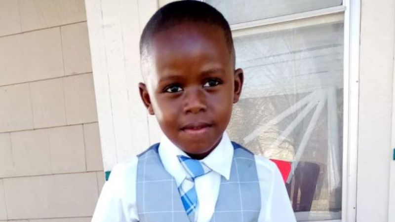 The four-year-old boy died Monday (March 8) when he was truck during a hit-and-run near...