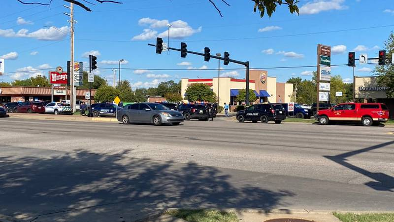 Wichita police were called to the 200 block of S. Rock Road Friday afternoon after someone was...