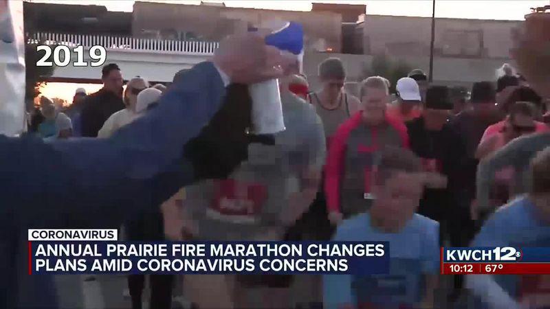Prairie Fire Marathon still on