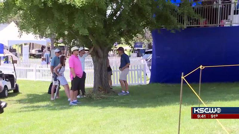 Three brothers turn Wichita Open into family affair