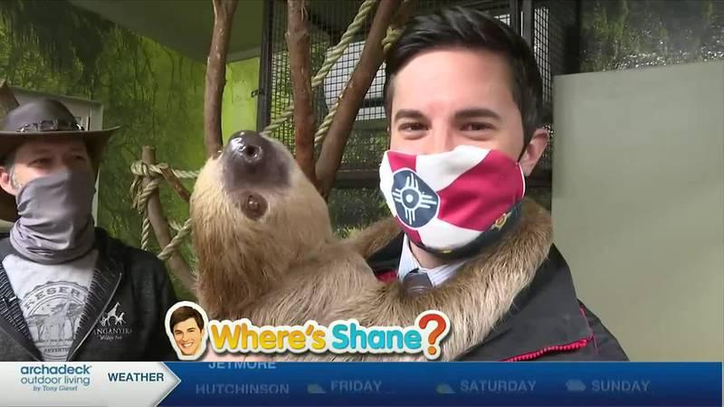 Where's Shane? Tanganyika Wildlife Park