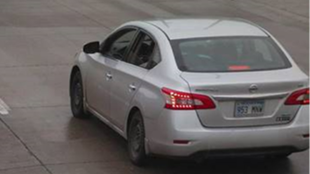 WPD looking for the driver of this vehicle, suspected of multiple robberies