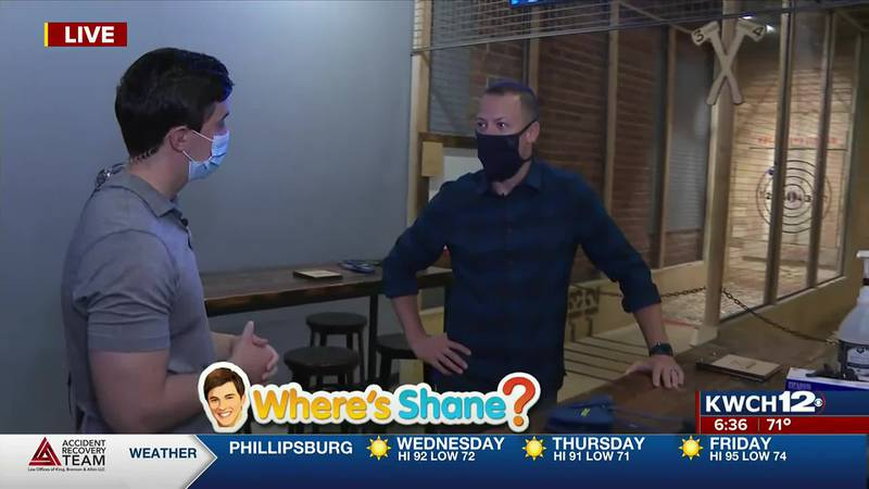 Where's Shane? Blade and Timber