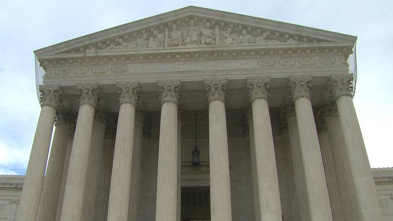 The Biden administration has asked the Supreme Court to block a Texas law banning most abortions.