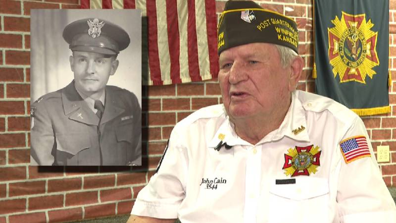U.S. Navy veteran John Cain discusses the impact Fr. Kapaun's story has had on him and others...
