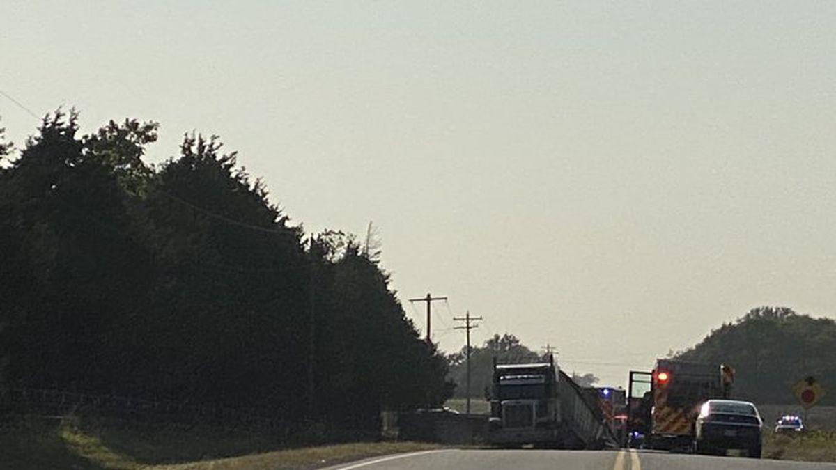 Deadly crash near Viola