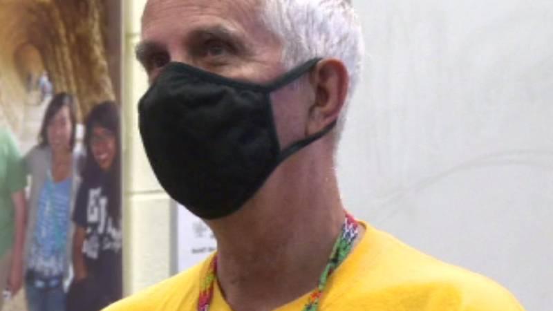David Shelly (Wichita East High Teacher)