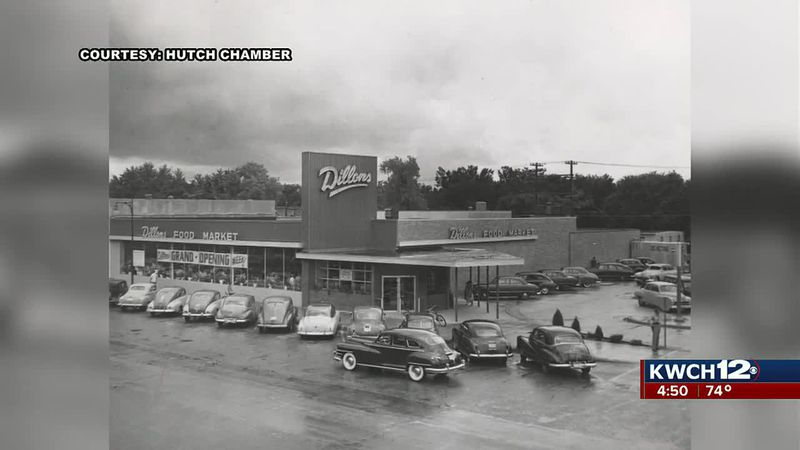 Dillons 100 years ago