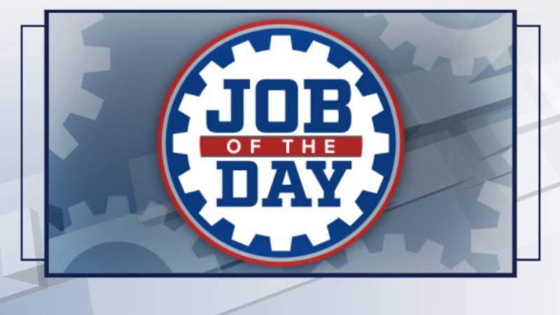 JOB OF THE DAY