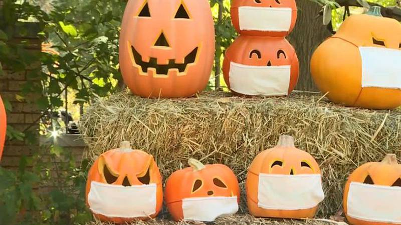 FILE - The College Hill Neighborhood Association is calling off trick-or-treating this year due...