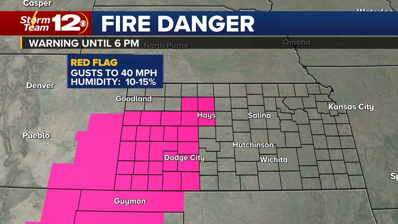Windy, Warm, Dry, Extreme Fire Danger