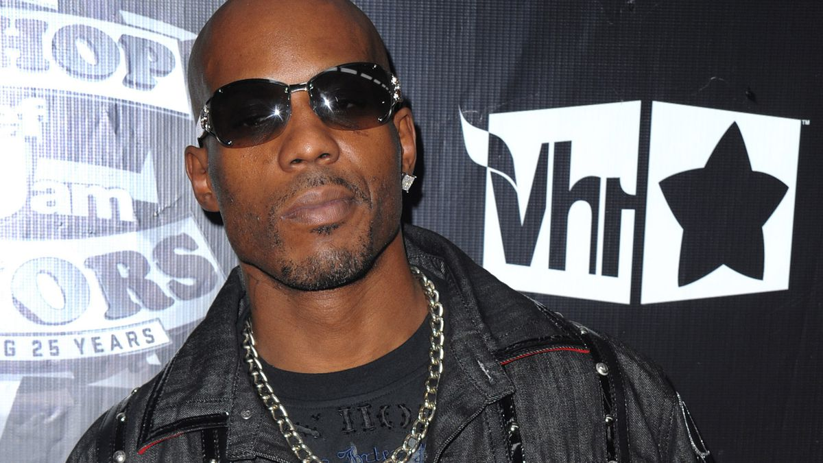 FILE - In this Sept. 23, 2009, file photo, DMX arrives at the 2009 VH1 Hip Hop Honors at the...