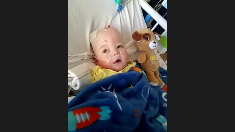 Kingston Lane was born in April 2020 at only 24 weeks and weighed one pound, seven ounces. He...