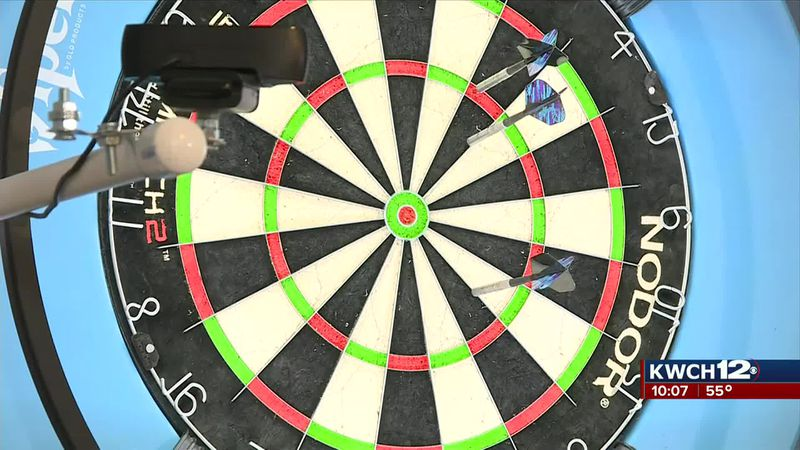 Quarantine darts becomes global phenomenon