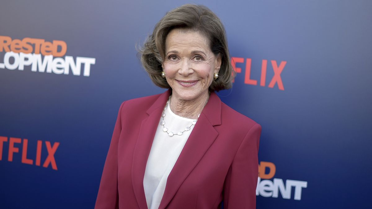 "FILE - In this May 17, 2018 file photo, Jessica Walter attends the LA Premiere of ""Arrested..."