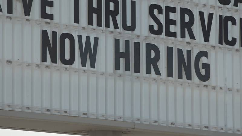 FILE - Jobs continue to look for Kansans trying to work. (Mar. 5, 2021)