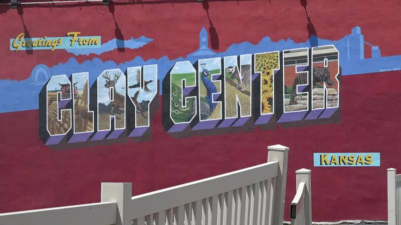 Clay Center's 'A Mural Movement' continues to grow