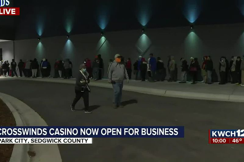 Crosswinds Casino in Park City, Kansas