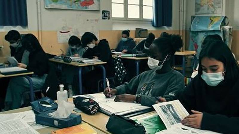 Safety precautions at schools include mask-wearing as COVID-19 vaccine eligibility expands to...