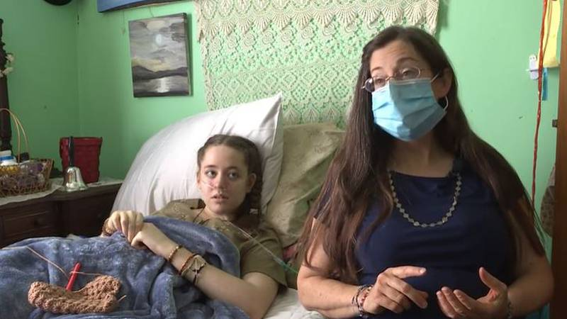 Hutchinson teen Elise Unruh, and her mother, Heidi, hope to raise awareness about the impact of...